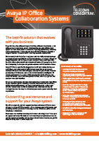Avaya – Telecoms Consortium